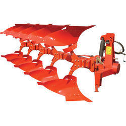 Adjustable Reversible Plough