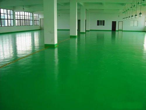 Green Amp Grey Epoxy Flooring Cipy Polyurethanes Private