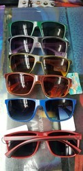 Red And Blue Sunglasses, Size: FREE