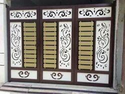 Steel MS Main Gate