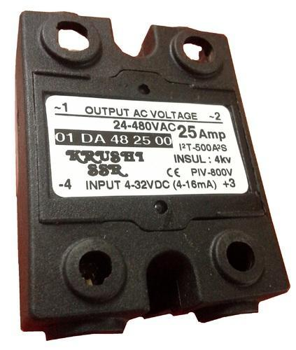 Dc To Ac 25amp Solid State Relay
