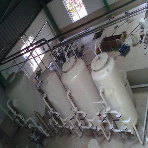 Water Plant - Auto Mixed Bed DM Plants Manufacturer from