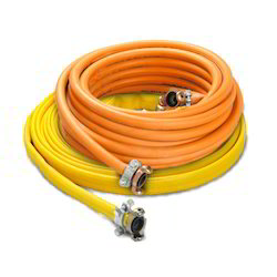 Industrial PVC Braided Hoses