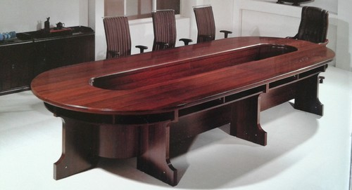 Oval Office Conference Table at Rs 77900 piece Conference Room