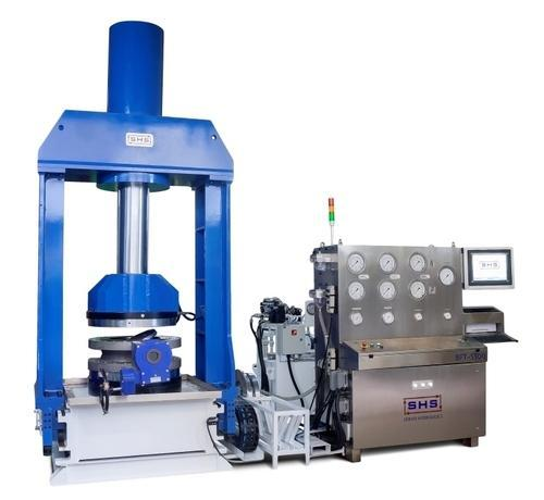 BFT-S300 Butterfly Valve Test Bench