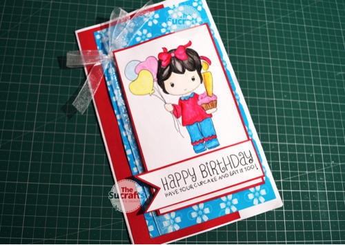 Handmade Birthday Card Greeting Cards