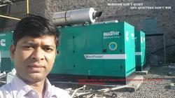 Generator On Wheels For Rent
