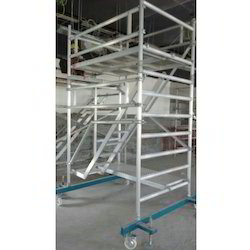 Single Width Scaffold Without Stairway On Hire