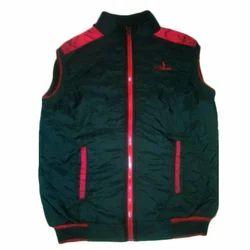 Nylon Half Sleeve Jacket