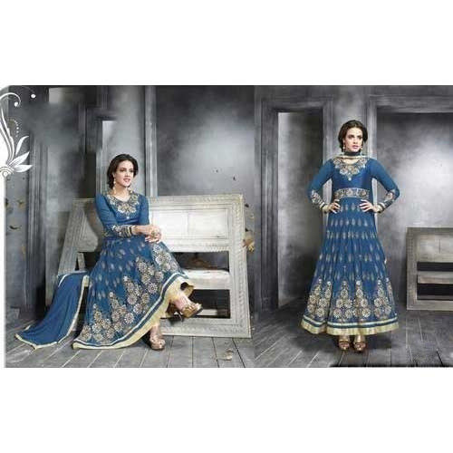 92086e685f Exclusive Anarkali Suit at Rs 3000 /piece | Surat | ID: 11061183162