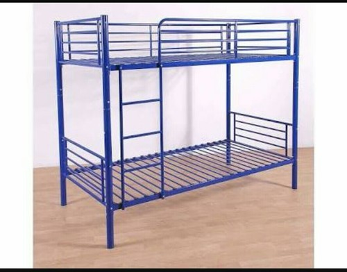 Blue Steel Hostel Bunk Bed Rs 5500 Piece Kohli Enterprises Id