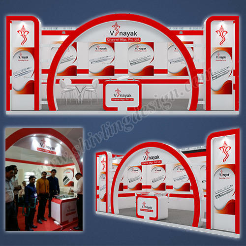 Exhibition Booth Fabrication : Exhibition booth fabrication services exhibition stall fabrication