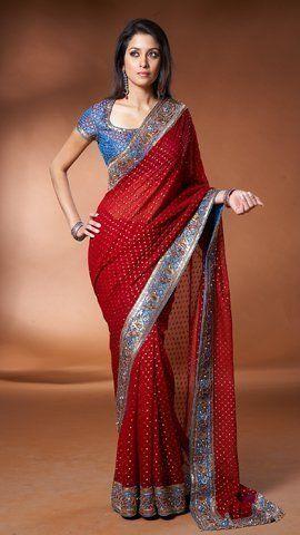 8f54c025f1 ... Lehenga and Salwar Suits > Designer Sarees >Designer Drape Saree.  Designer Drape Saree
