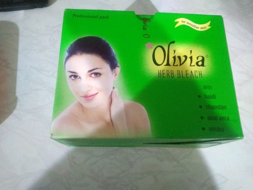 Olivia Professional Bleach Herb
