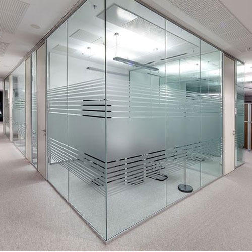 Toughened Glass Partition at Rs 175/square feet | HSR Layout | Bengaluru|  ID: 12937687130