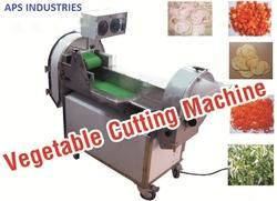 Automatic Vegetable Cutter Machine