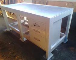 Trident Mild Steel Die Table With Tool Drawer
