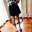 Black Cinderella Skirt
