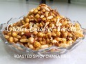 Roasted Spicy Chana Bhel Namkeen, Packaging Type: Loose Packaging