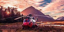 Helipad And Mandke Aviation Services