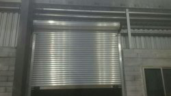 Full Height Aluminium Rolling Shutters