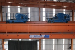 Double Crab Double Girder Cranes