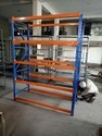 Aluminum Medium Duty Storage Rack