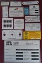 Aluminum Screen Printed Labels