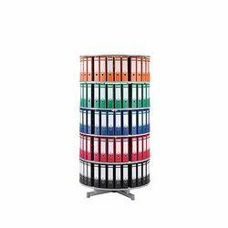Rotary File Racks