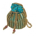 Traditional Embroiled Potli Bags