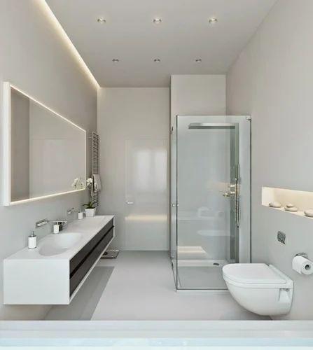 Bathroom False Ceiling Drop