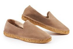 Male Formal Leather Espadrilles for Men and Women