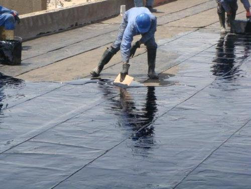 Bitumen Waterproofing Membrane Thickness 3mm Size 5000