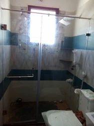 Swing Clear Shower Glass Door