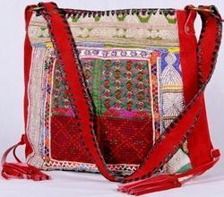 Banjara Leather College Bag