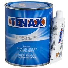 Tenax Marble Joint Filling Polyester Mastics Glue Solid