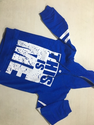 Blue Kids Hoody
