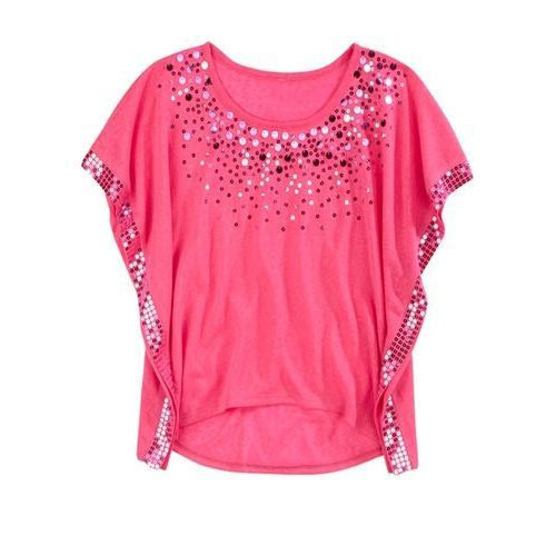 Pink Party Wear Girls Designer Top, Rs 500 Piece Vijay -4588