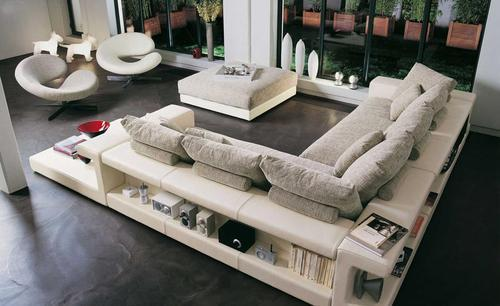 Latest Design L Shape Sofa