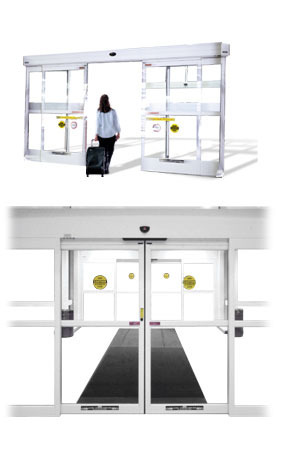 Automatic Entrance Systems 220 V Rs 75000 Unit Kt Automation