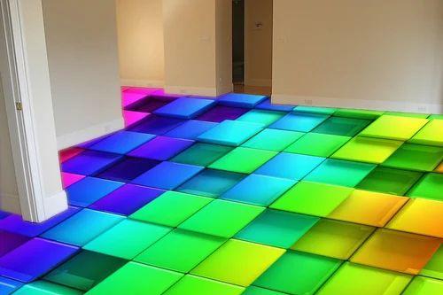 Decorative 3D Flooring
