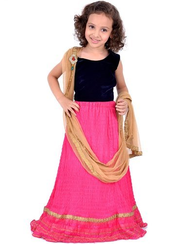 Fancy Girls Dress | Ansari Enterprises | Wholesale Trader in Malad ...