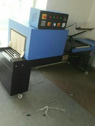 Semi-Automatic Stainless steel Shrink Machine, 415 V, ISO 9001: 2008