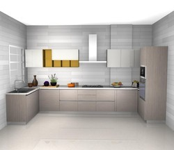 European Modular Kitchen