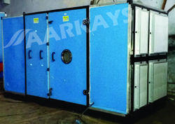 Air Handling Unit for Mall Shops