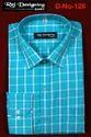 Cotton/linen Half Sleeve Mens Shirt