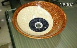 Resin Bowl Wash Basin