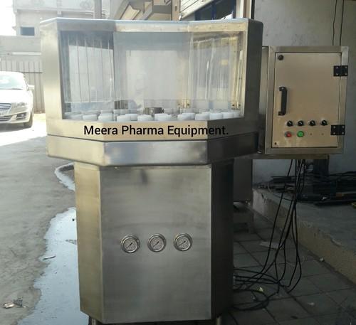 Rotary Bottle Washing Machine