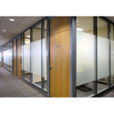 Aluminium Framed Glass Partitions