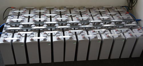 Batteries Bank Installation Service Manufacturer From Surat